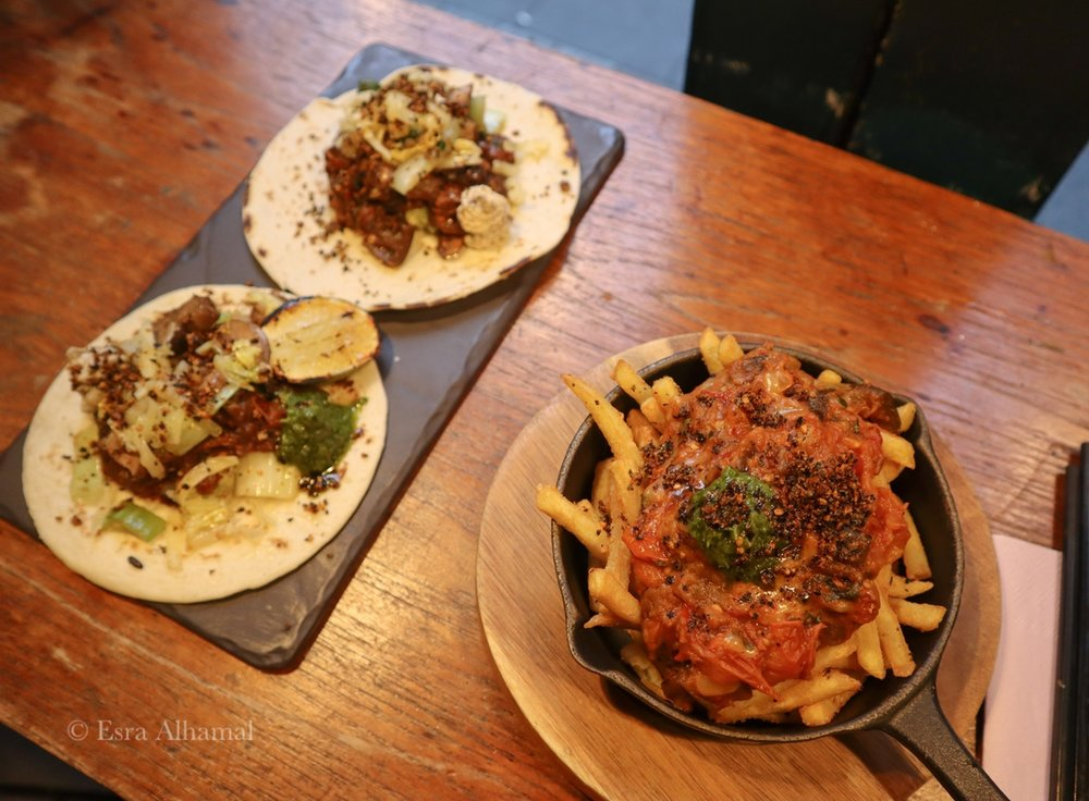 Vegan Food in Jumon Belfast