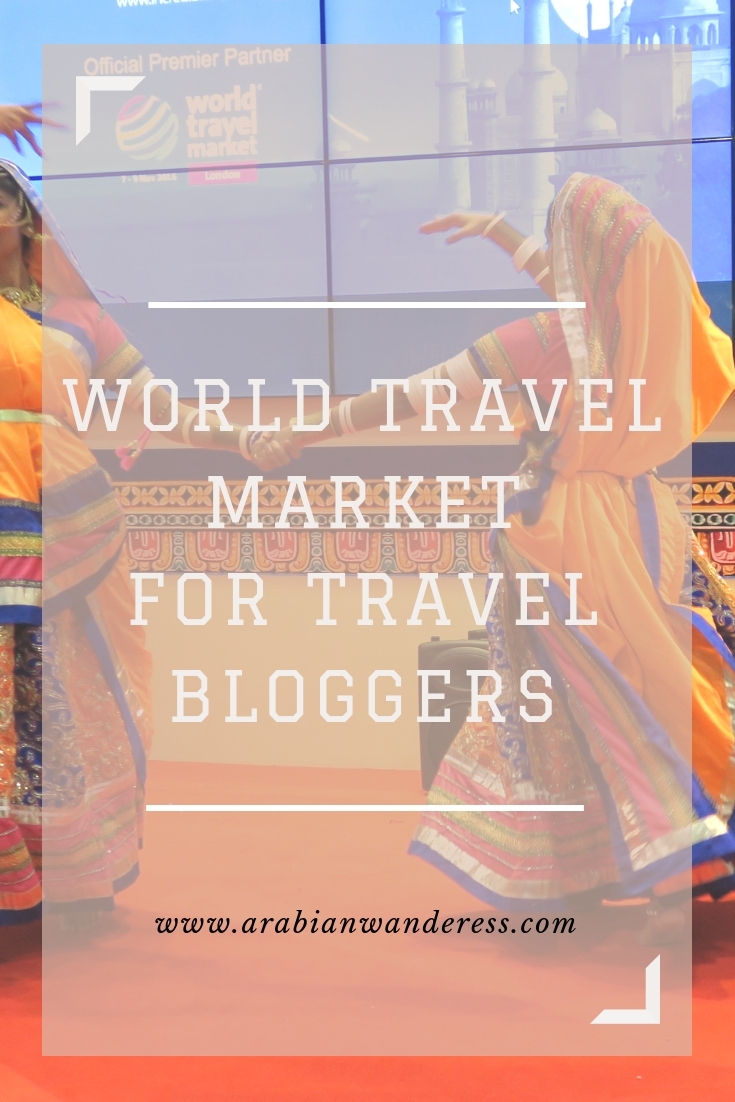 World Travel Market in London for travel bloggers