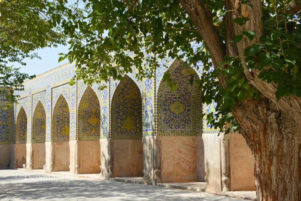 Mosques in Iran