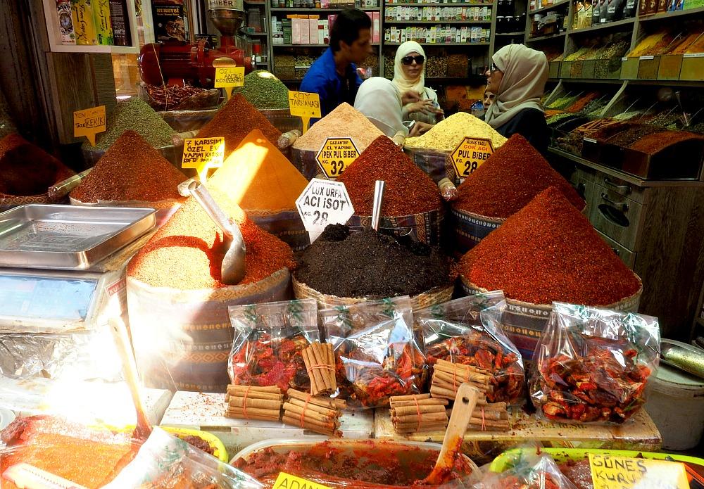 Spice Market istanbul, Turkey