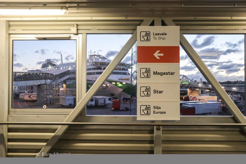 Megastar ferry