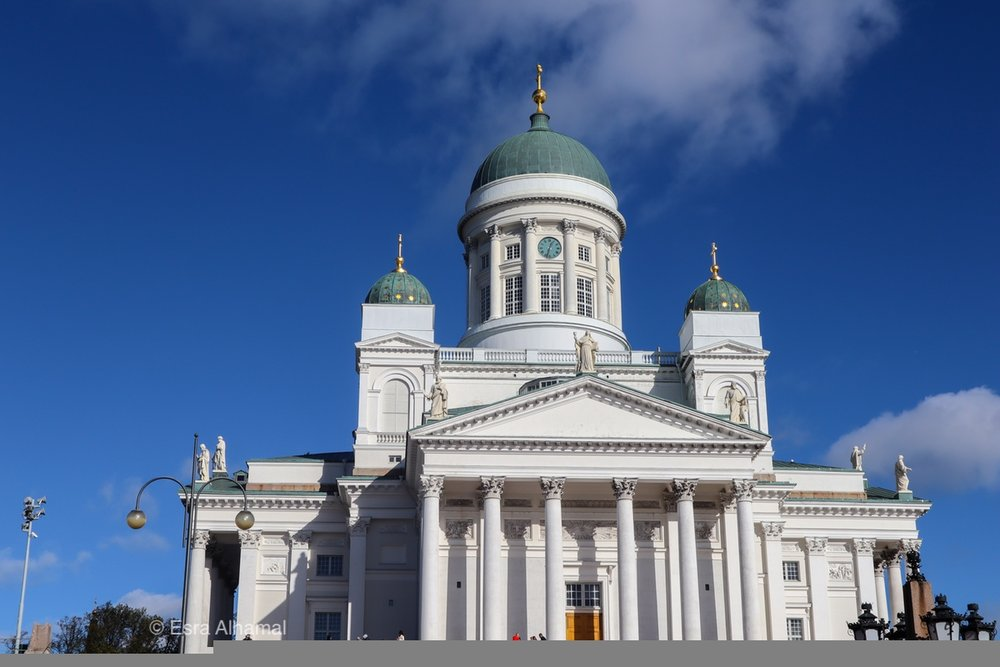 Helsinki Cathedral 19th-century