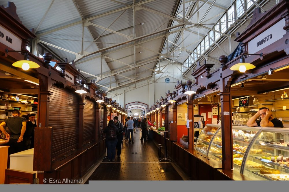Open Market in Helsinki