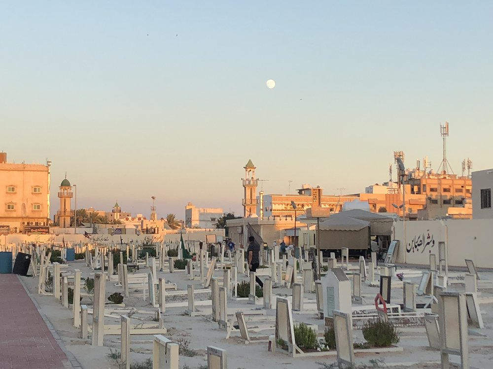 East Saudi - Cemetery