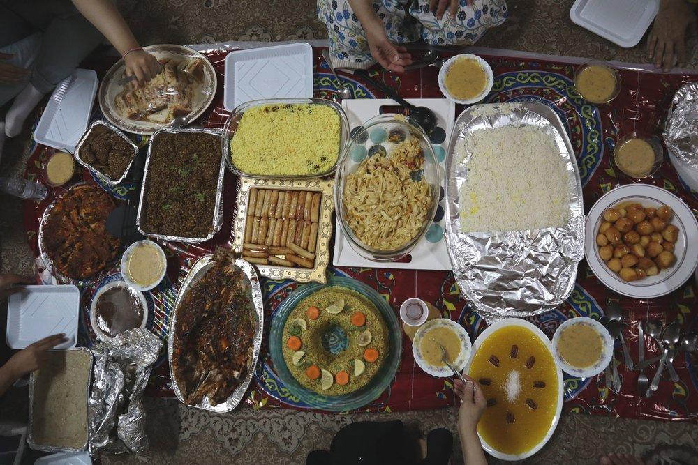 Ramadan in Saudi