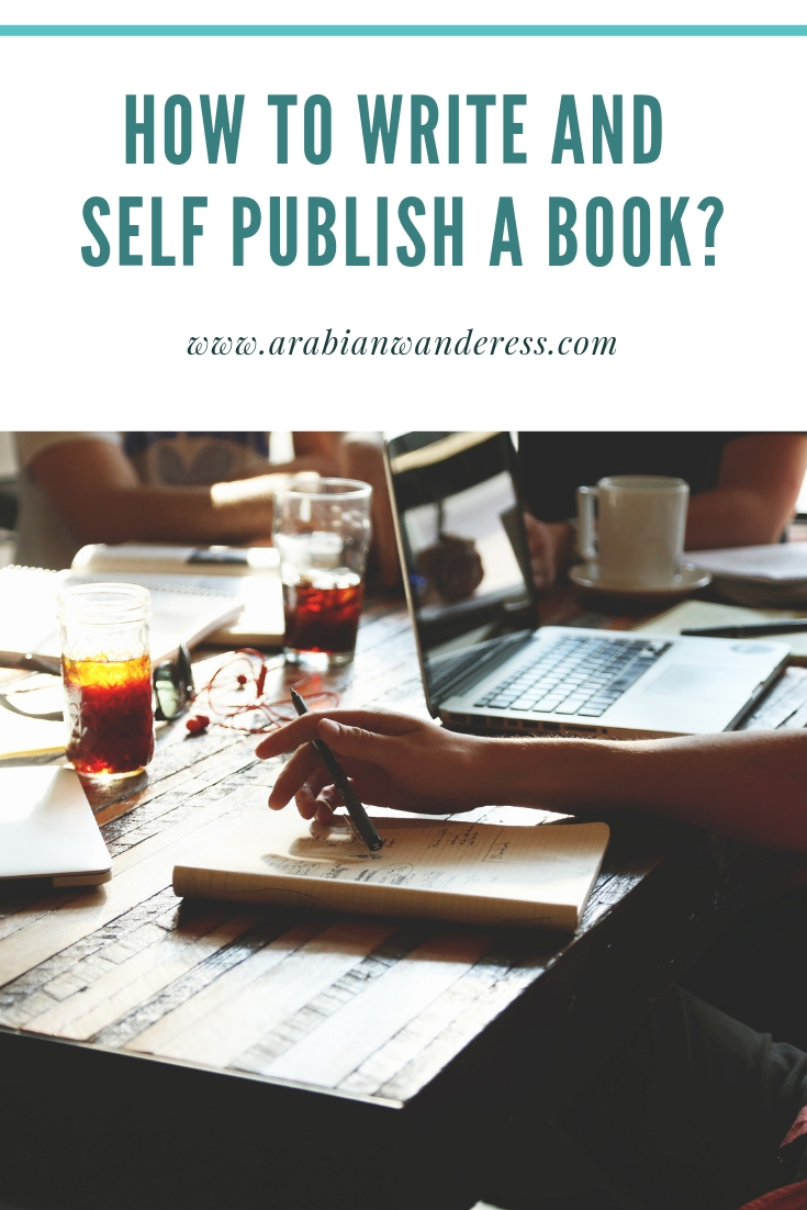 How to write and self publish a book?