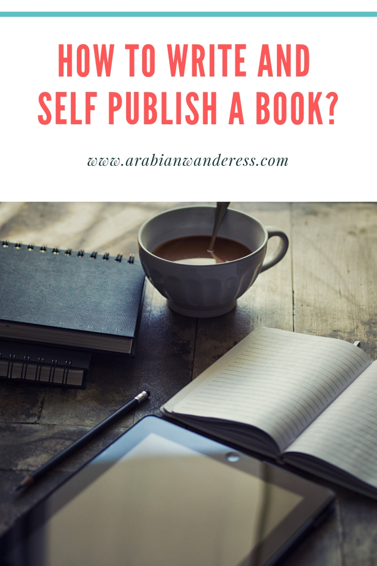 How to self publish a book?