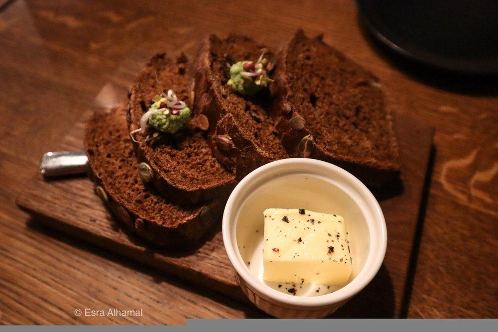 Estonian Brown Bread