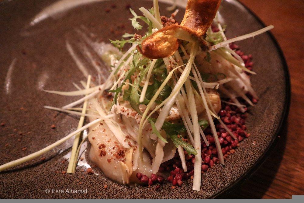 fennel and artichoke salad