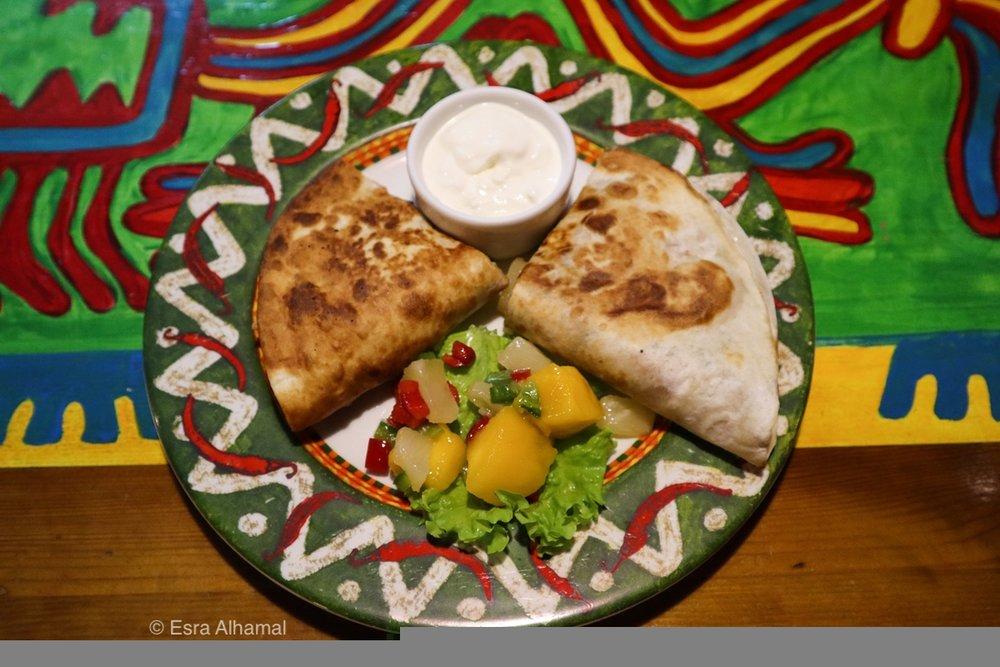 Vegetarian Mexican Restaurant, Tallinn