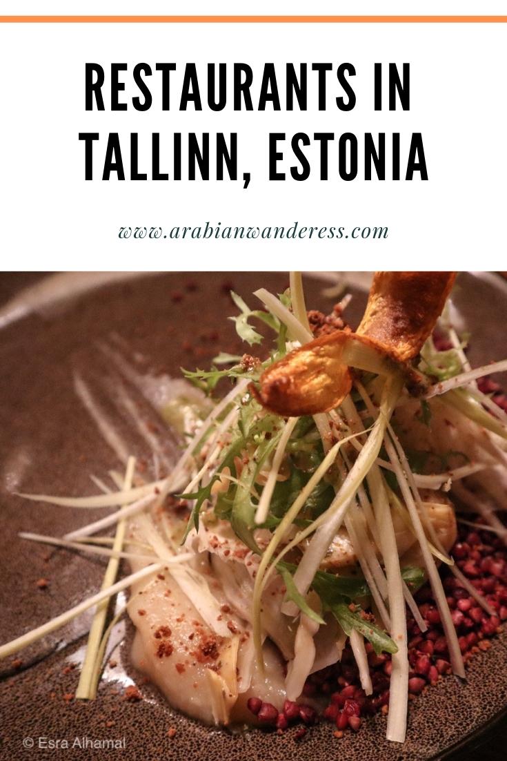 Restaurants in Tallinn, Estonia  .jpg