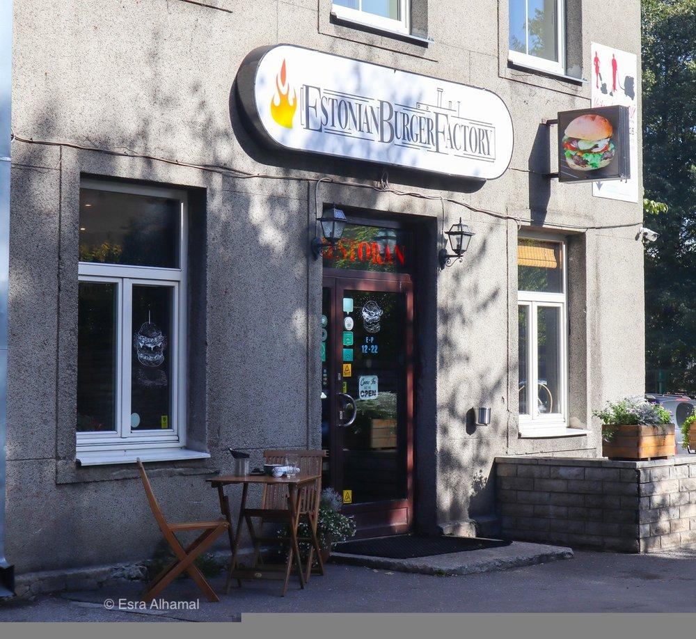 Burger Factory, Tallinn