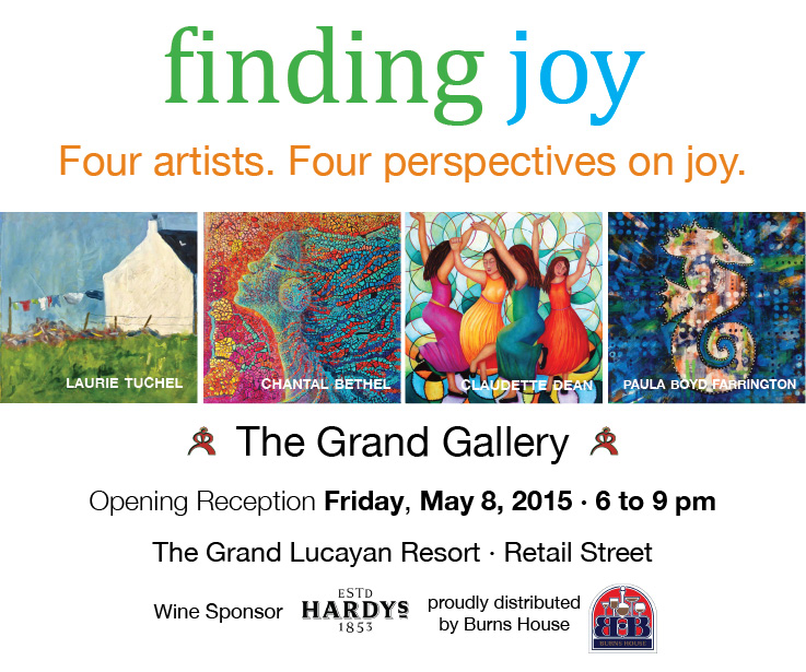 finding.joy.exhibit.opening