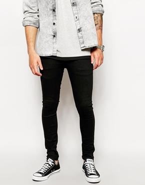 ASOS Black Skinny Jeans
