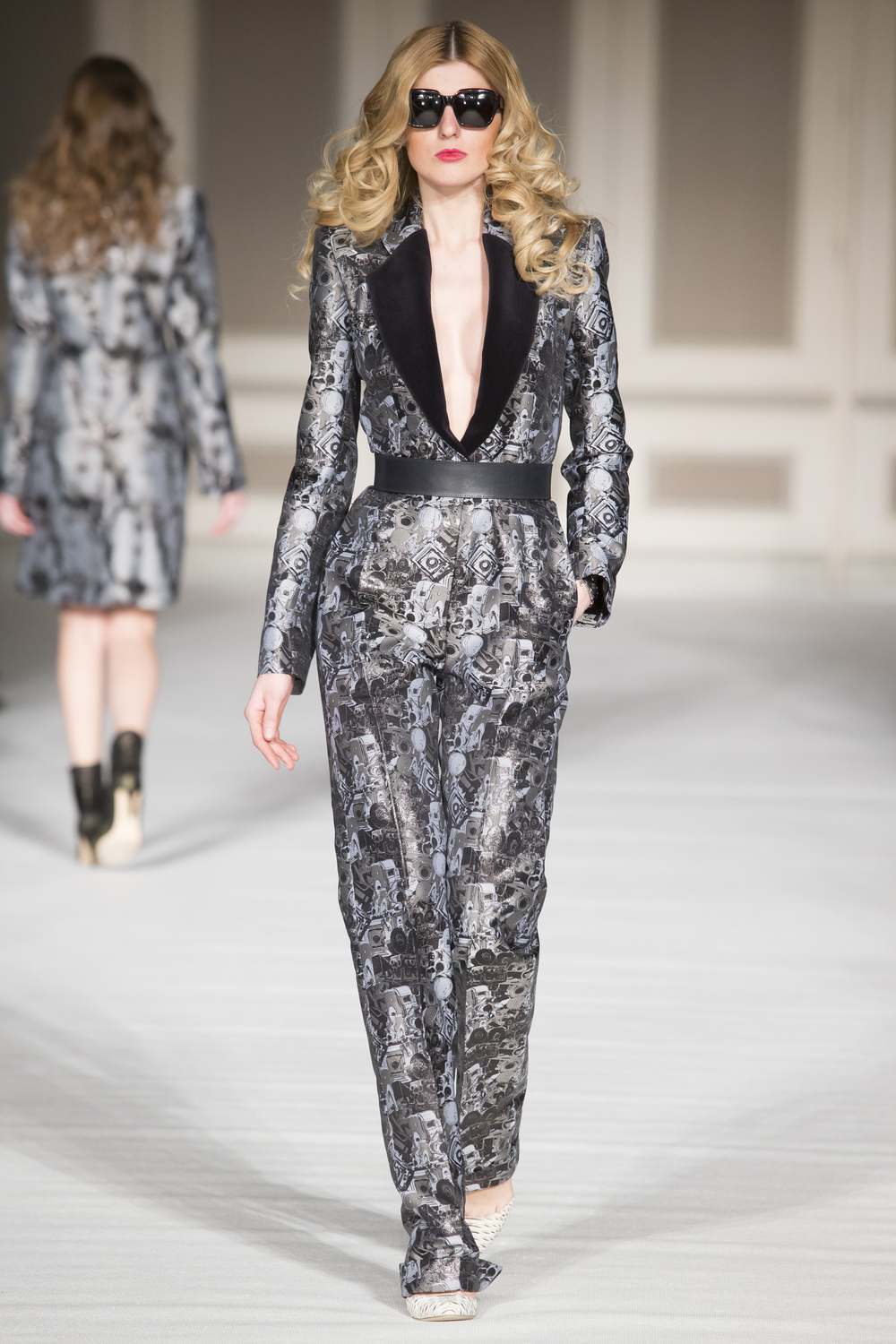 Ong-Oaj Pairam AW15 - London Fashion Week
