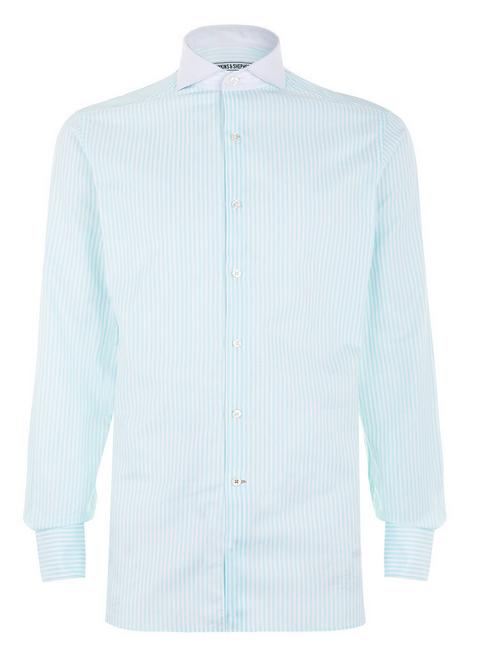 Hawkins & Shepherd Mint Green Shirt