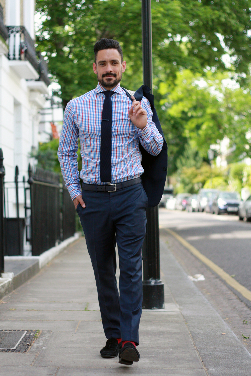 HOW TO DRESS FOR AN INTERVIEW OR IMPORTANT MEETING — MEN'S ...