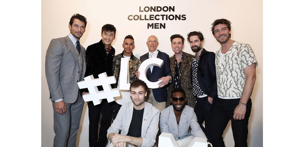 Special thanks to London Collections: Men chairman Dylan Jones OBE, The British Fashion Council, all the ambassadors & menswear designers.