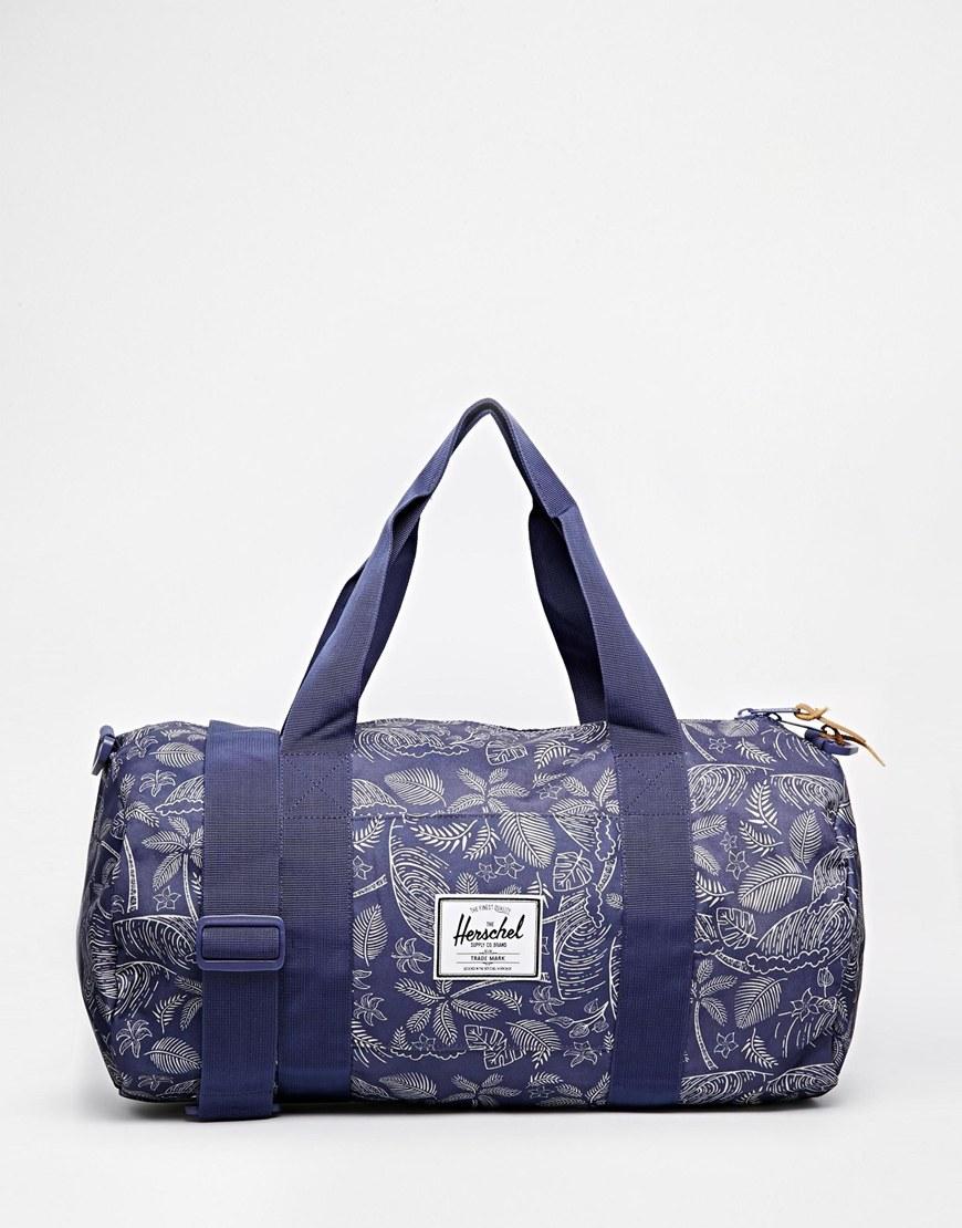 Herschel Barrel Bag