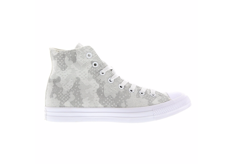 Converse All Star Hi Top Trainers in Camo Print