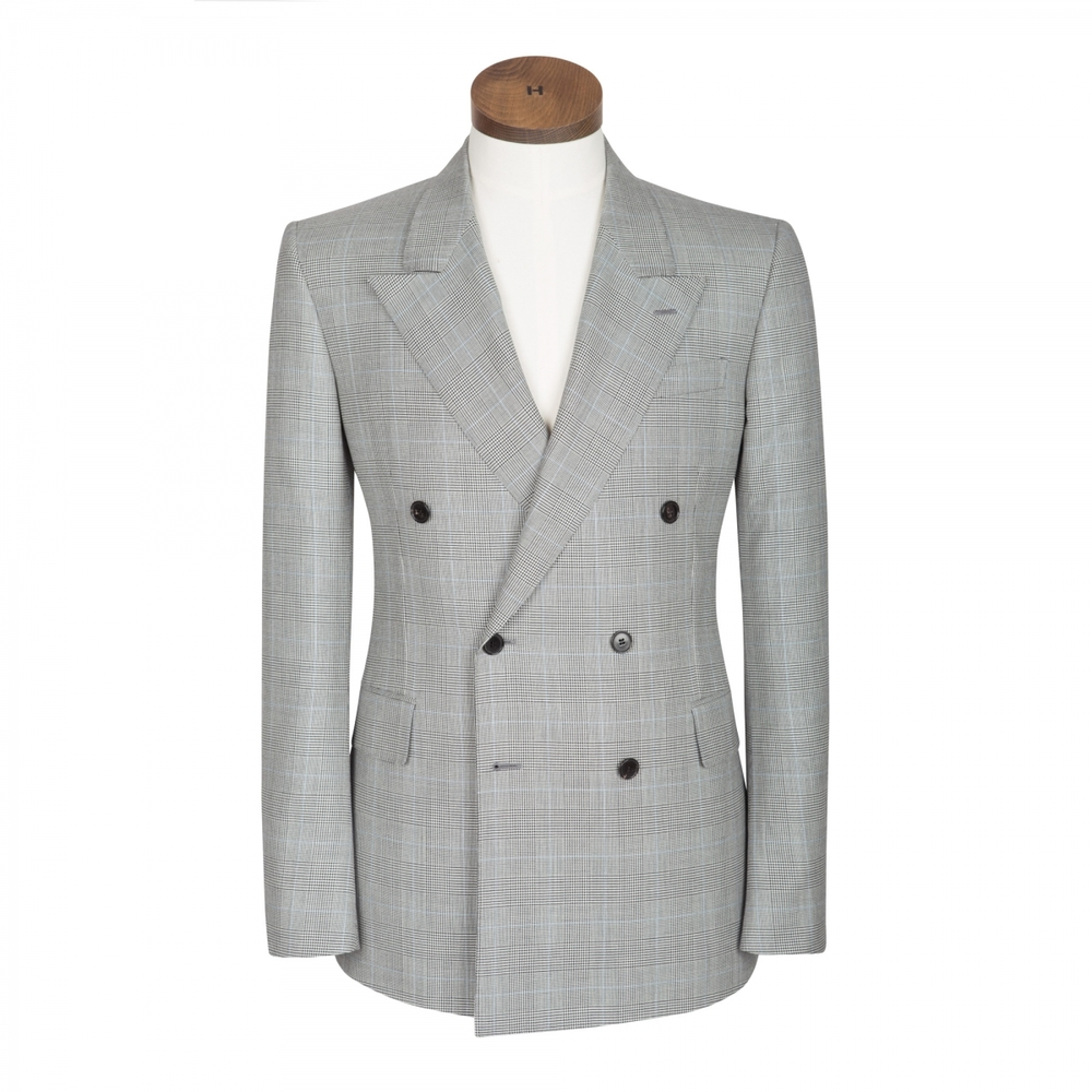 Prince of Wales Check Suit