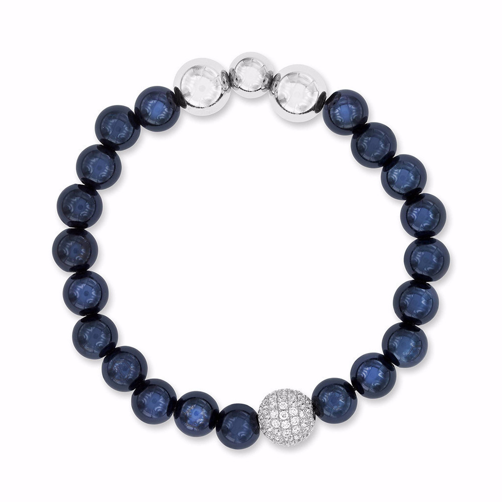 Tresor Paris Blue Bracelet