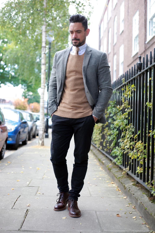smart casual workwear for autumn men 39 s style blog. Black Bedroom Furniture Sets. Home Design Ideas