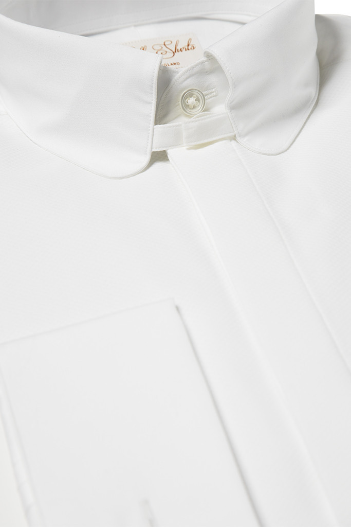 Tab Collar Dinner Shirt