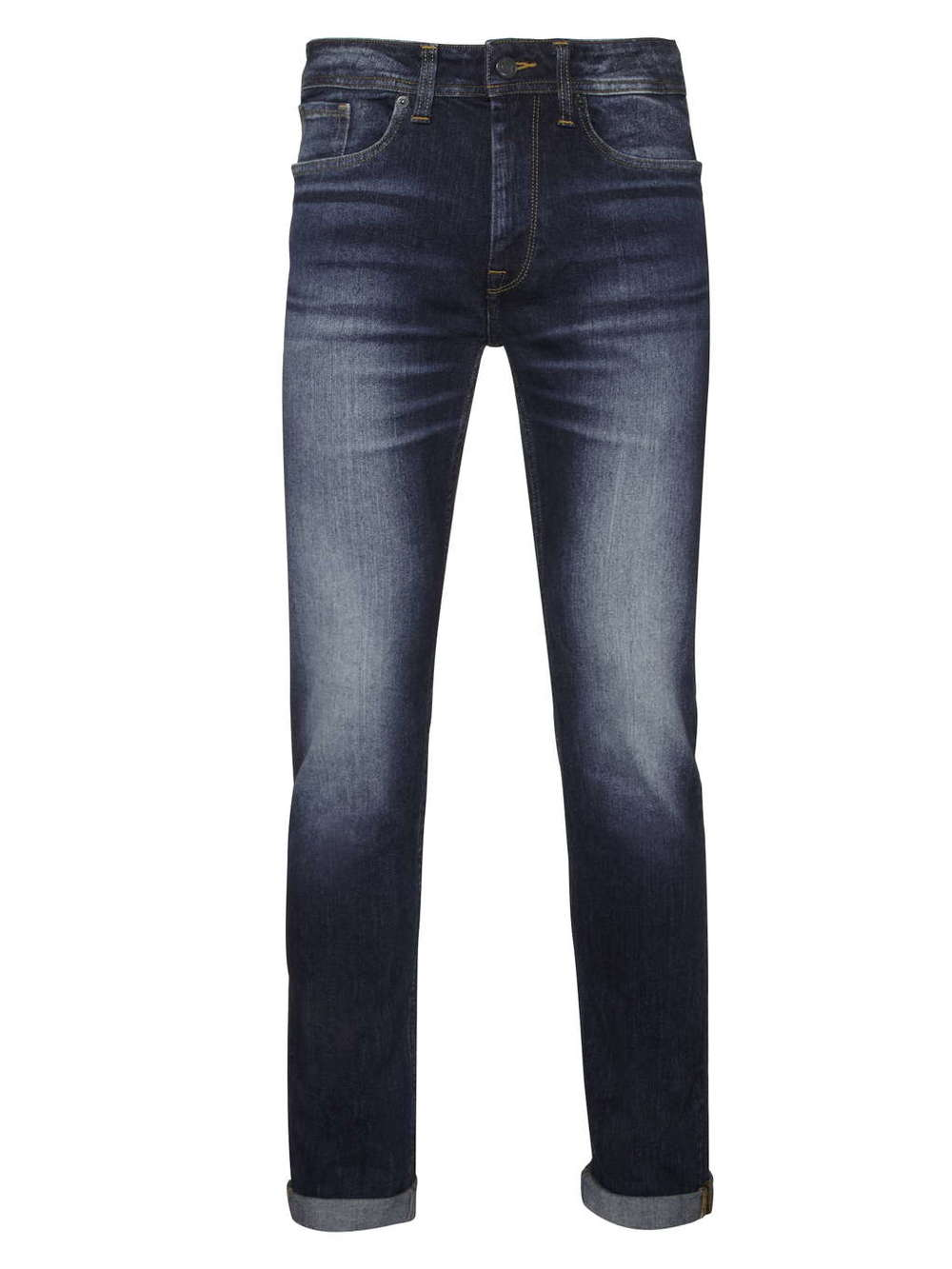 Vintage Mid Wash Skinny Jeans
