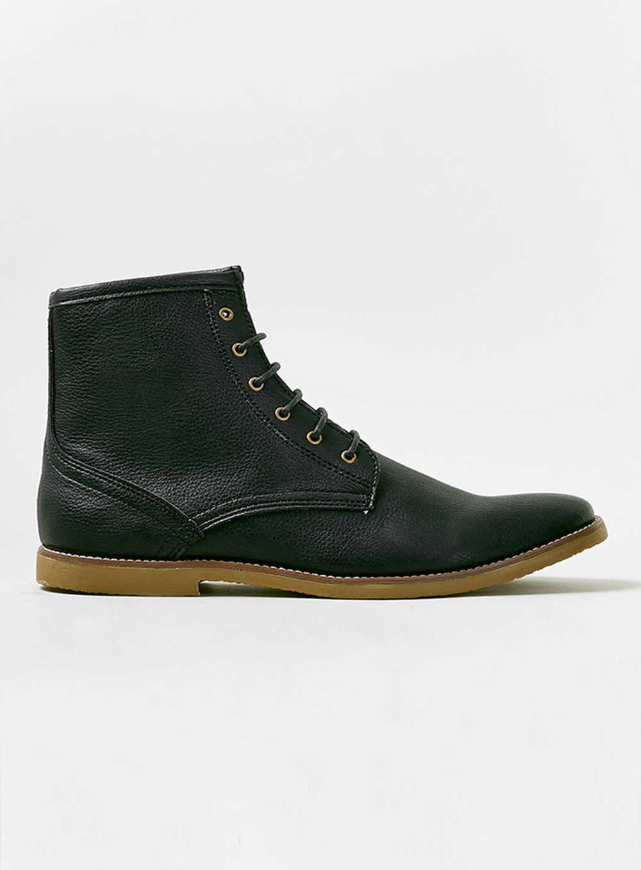 Topman Black Boots