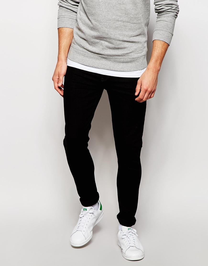 ASOS Skinny Black Jeans