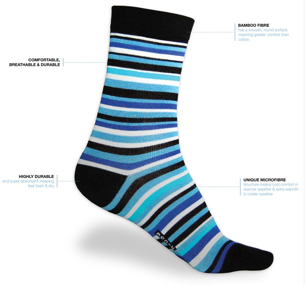 MEN:U Socks