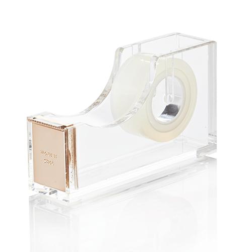 Rose Gold Tape Despenser