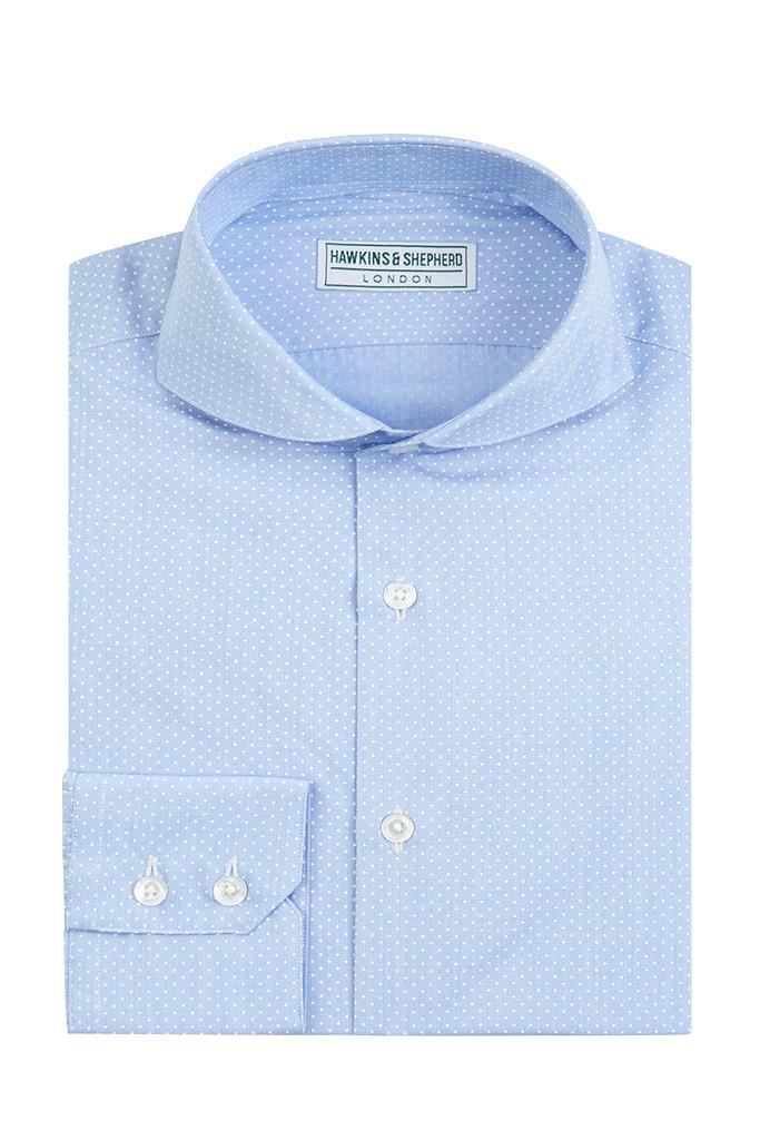 Extreme Cutaway Polka Shirt