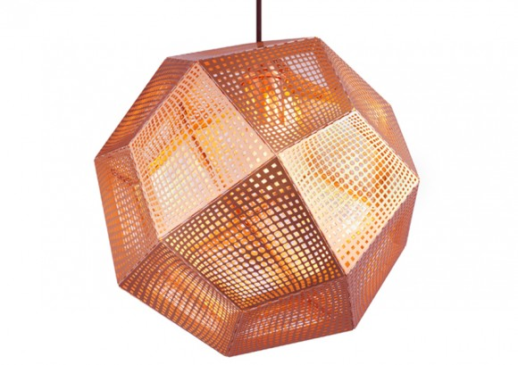 Tom Dixon Ceiling Copper Light