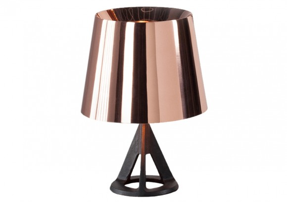 Tom Dixon Copper Table Lamp