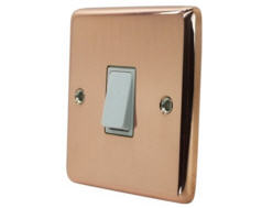 Copper Light Switches