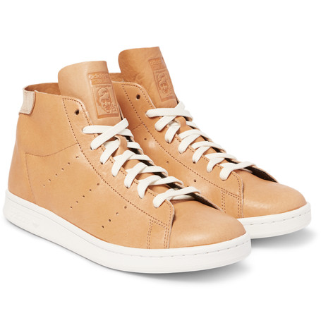 Mr Porter Camel Sneakers