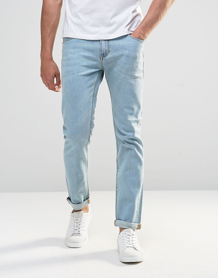 ASOS Jeans in Light Wash