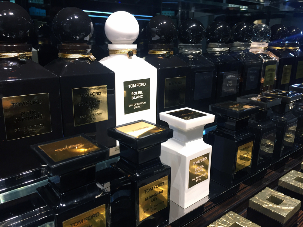 Tom Ford - Salon De Parfums