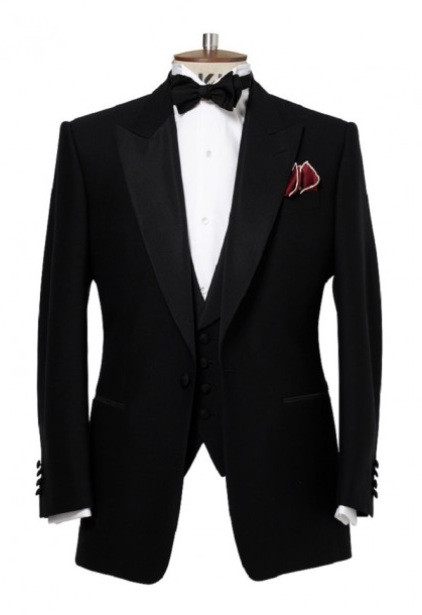 Chester Barrie Dinner Suit Jacket