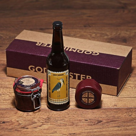 Cider Chutney & Cheese