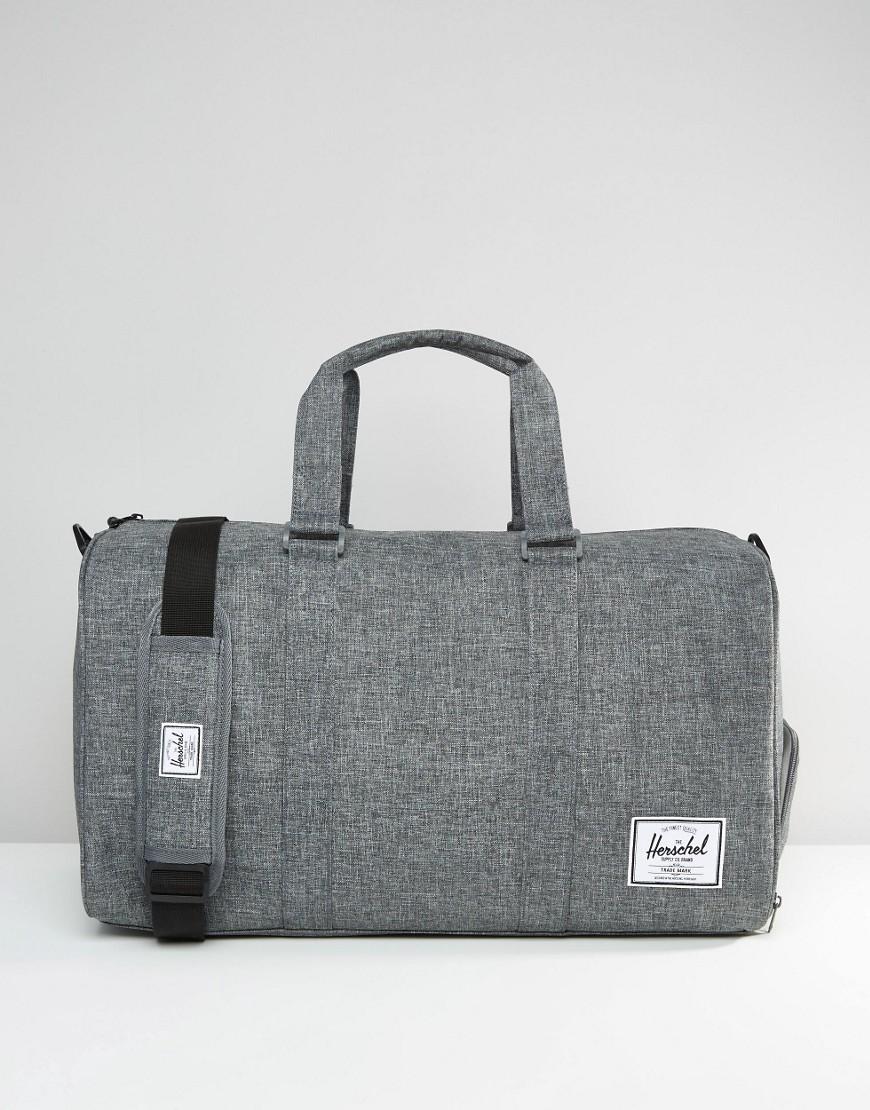 Grey Holdall