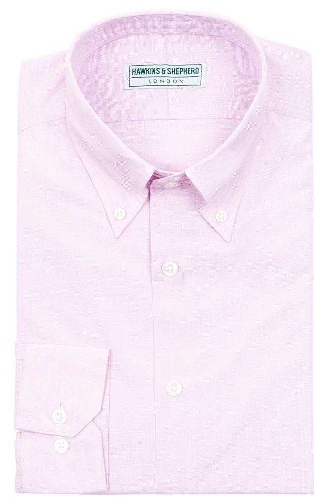 Lilac Button-Down Shirt
