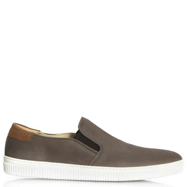 Daniel Grey Slip on Trainer