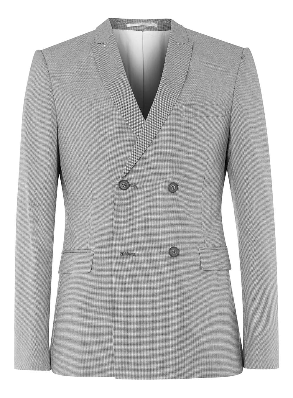 Men's Double-Breasted Blazer | Carl Thompson