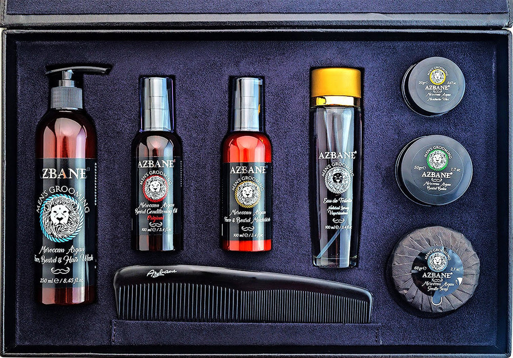 Luxury Gift Set - Beard Mania.jpg