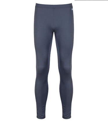 Regatta Grey Beckley base layer leggings