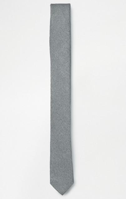 ASOS Grey Tie