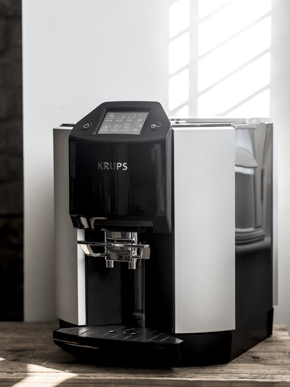 KRUPS EA9000 Series Coffee Machine